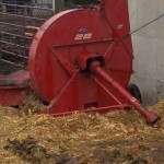 blower for silo